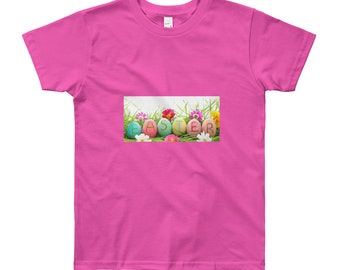 Easter Youth Short Sleeve T-Shirt