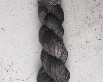 Hand Dyed Worsted Yarn, Knitting Yarn, 100% Superwash Merino Wool, 100g/218 yards
