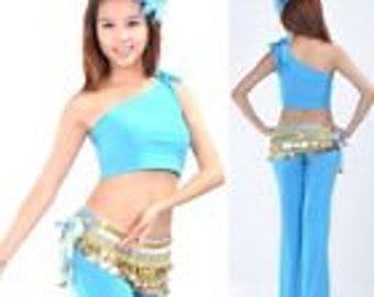 belly dance lycra top