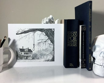 Conjuring House Print