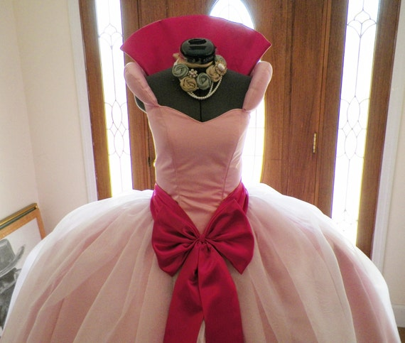 Charlotte la Bouff Ball Princess Marie AntoinetteDress Gown Costume custom made to fit your measurements