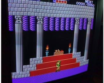 The 143 Best Videogames of all time 100 Best Video Games - NES Classic Games Retro Games Nintendo Entertainment Cart Mario Zelda Megaman
