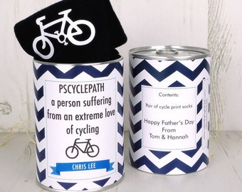 Pscyclepath Cycling Socks - cycle socks - cycling gifts - gifts for cyclists - cycle gifts - cycle socks - father's day gifts - bicycle