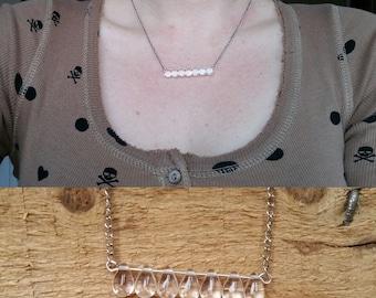 Water necklace ~ Illuminati collection