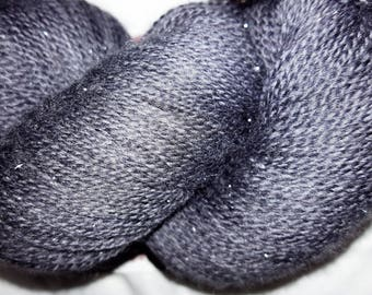 Fairy Lace Greta's Bat Wing hand dyed lace weight yarn 875 yds