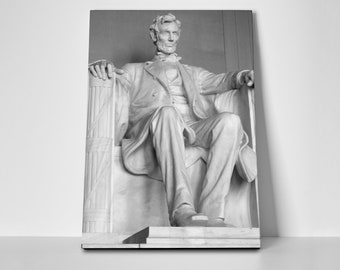 Lincoln Memorial Poster or Canvas