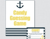 Nautical Baby Shower Cand...