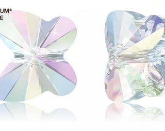 Swarovski 5754 - Butterfly Crystal Bead