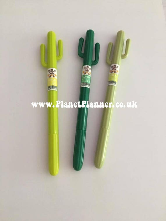 + Funky Colored Bird Puff Pens