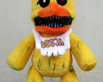 Five Nights At Freddy's - Nightmare Chica - Plush