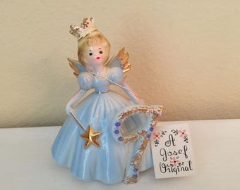 Vintage Josef Original Birthday Angel/The Ninth Year