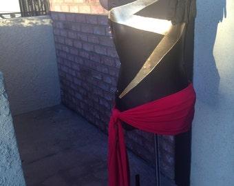 Custom Ms Marvel Cosplay Costume