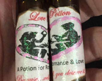 Love Potion- A Potion for Romance and Love
