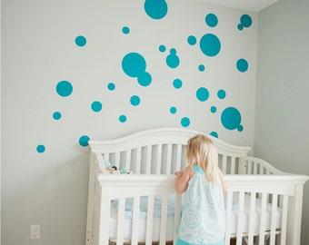 Vinyl Wall Sticker Decal Art - Bubbles