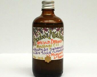 Artisan Dreamer - Hand-pressed Herbal Massage Oil