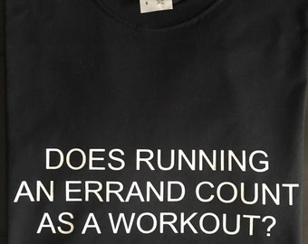 Does Running an Errand Count as a Workout?