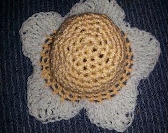 Infant Daisy Hat