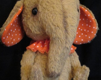 Eddie - a O.O.A.K. handmade elephant.