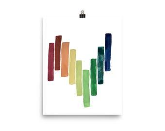 gradient print