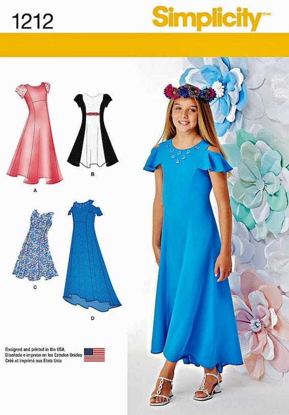 Tween Girl Formal Dresses