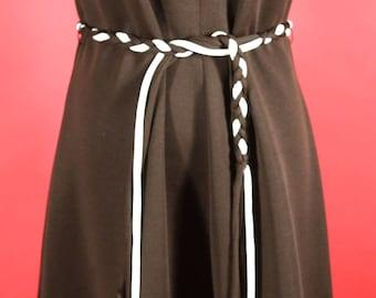 Bleeker Street (Division of Jonathan Logan) Brown Dress