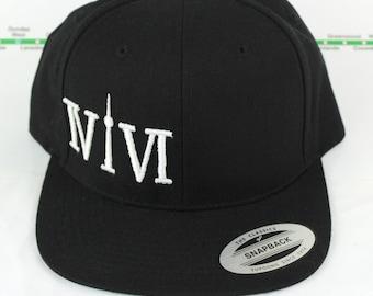 The Classic Snap Back! Beautiful 416 hats. Original, Custom Snap backs, CN Tower, The Six 6ix, YYZ, GTA, ovo, Area Code 416 Roman Numerals