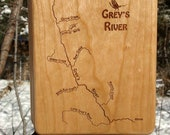 GREY'S RIVER Map Fly ...