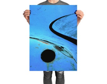 Long and Winding Road Fine Art Poster