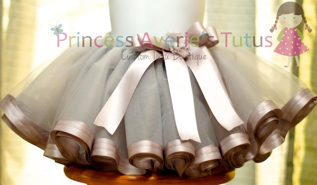 INSTANT DOWNLOAD TUTORIAL Pattern SeWn Tutu The Perfect Ribbon