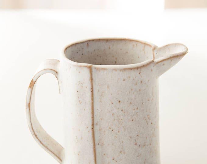 Paul Lowe Ceramics Pitcher