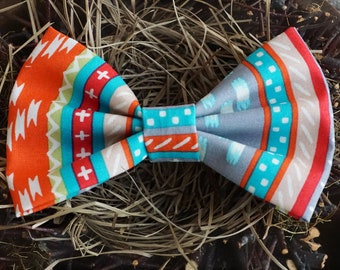Fiesta Bow/ Bow/ Bowtie/ Baby Girl