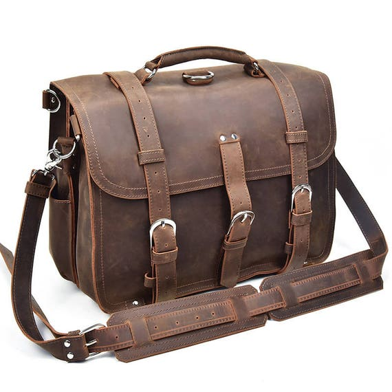 d46ec20a443e Leather Backpack Women Laptop Backpack Bag Messenger