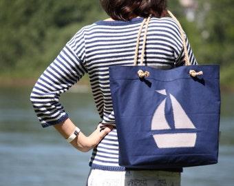 """Beach bag """"Sea"""""""