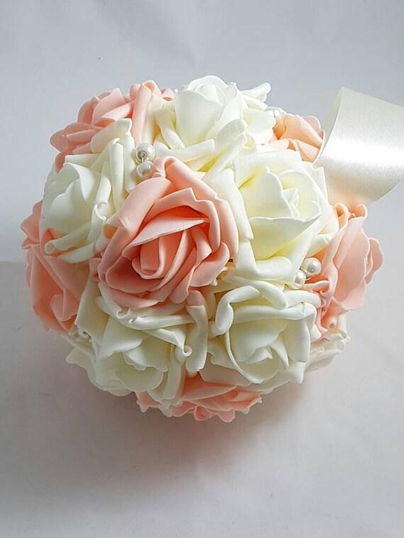 7 Wedding Pomanders Wedding Flower Balls Flower Girl