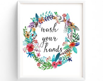 Wash Your Hands, Bathroom, Children, Kids, Good Habits, Hygiene, Educational, Teachers, Classroom, House Rules