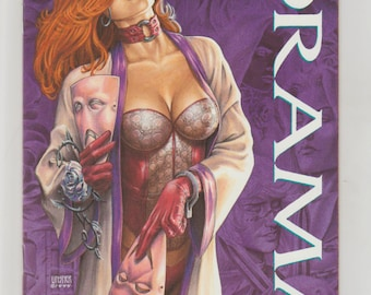 Drama; Vol 1, 1, Dawn One Shot, Modern Age Comic Book.  NM (9.4). June 1994. Sirius Entertainment