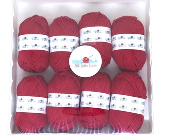 Red Yarn Pack