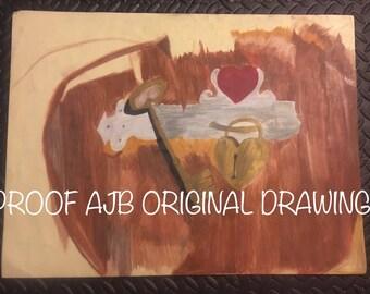 AJB Original Artwork