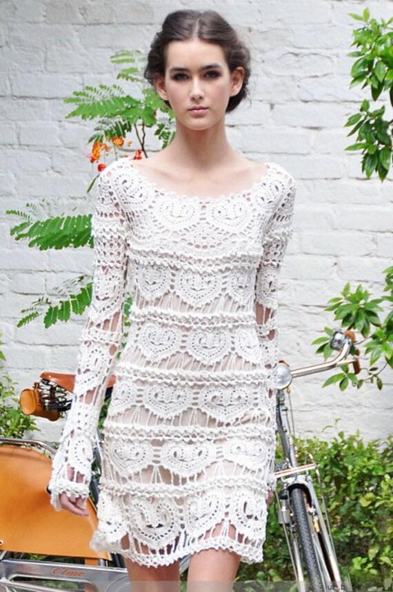 Crochet dress pattern designer crochet dress pattern wedding crochet dress pattern designer crochet dress pattern wedding dress pdf pattern detailed description in english cocktail crochet dress junglespirit Gallery