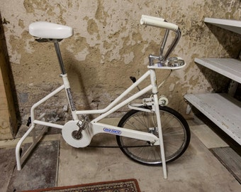 Exercise bike vintage DE GRIBALDY 60's / 70's