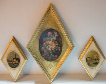 Trio of Italian Pictures