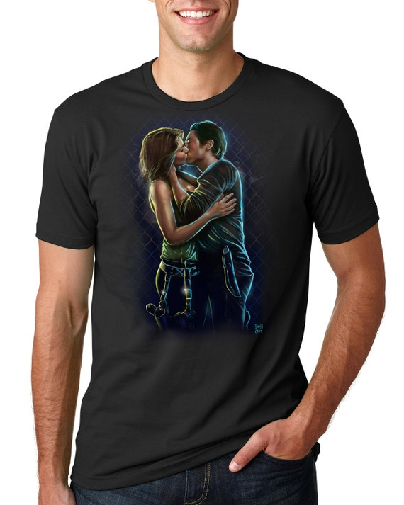 Maggie & Glenn (The Walking) Unisex T-shirt