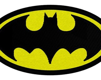 Batman  Embroidery File