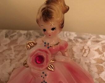 Josef Original Birthstone Girl Figurine