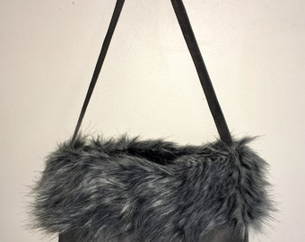 Grey Wolf Tote