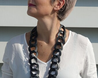 Long Necklace Mod Chain