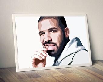 Drake Limited Artwork