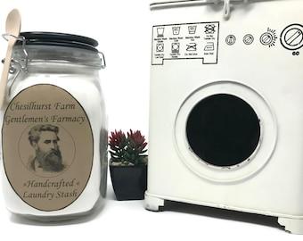 Gentlemen's Farmacy Natural Laundry Detergent - Goat Milk Laundry Soap - Laundry Farmacy - Chesilhurst Farm