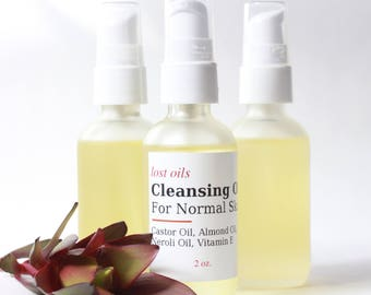Cleansing Oil for Normal Skin, Oil Cleansing Method, Oil Cleanser, Makeup Remover, Facial Cleanser