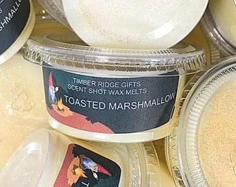 Soy Wax Melts - Marshmallow - Candle Tarts - Wax Melts - Soy wax Tarts - Candle Melts - Wax Tarts - Scented Wax Melts - Wax Melter
